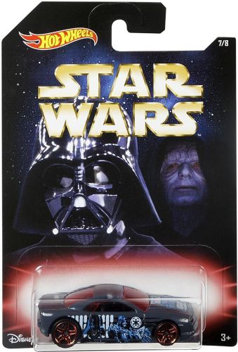 Hot Wheels Star Wars Emperor Palpatine & Darth Vader